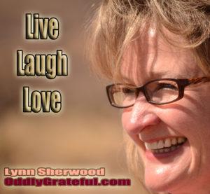 Lynn Sherwood Oddley Grateful
