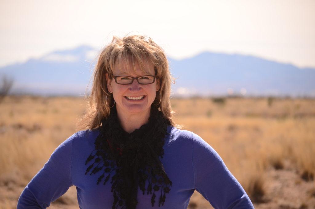 Lynn Sherwood Founder or Oddly Grateful