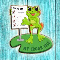 My Croak File